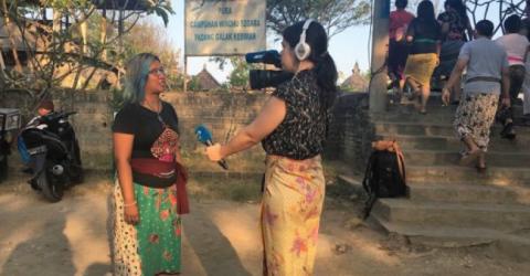 APWLD Feminist Development Justice Media Fellowship 2019 in Thailand