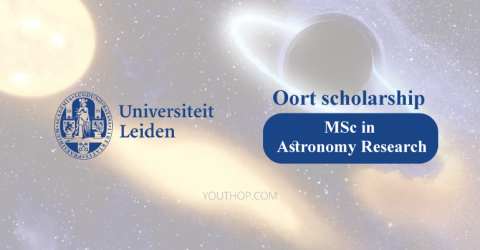 Astronomy Masters Scholarship 2019 at Leiden University, Netherlands