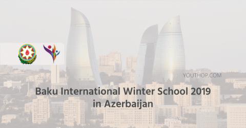 Baku International Winter School 2019 in Azerbaijan
