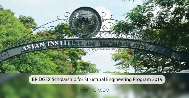 BRIDGEX Scholarship for Structural Engineering Program 2019