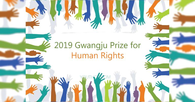 2019 Gwangju Prize for Human Rights