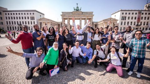 Westerwelle Young Founders Programme Spring 2019 in Berlin, Germany