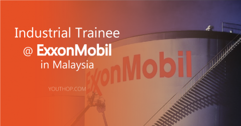 Engineering & Research Internship 2019 at ExxonMobil in Malaysia
