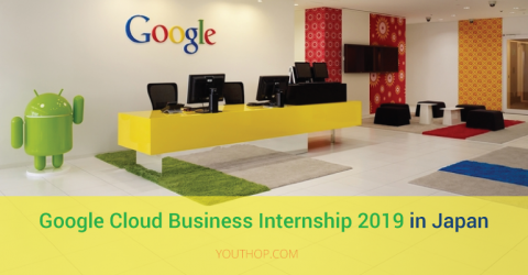 Google Cloud Business Internship 2019 in Japan