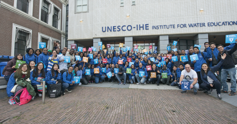 IHE DELFT Rotary Scholarship 2019 in Netherlands