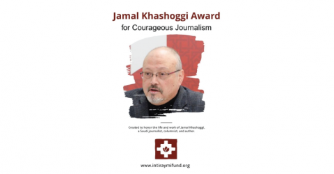 Jamal Khashoggi Award for Courageous Journalism