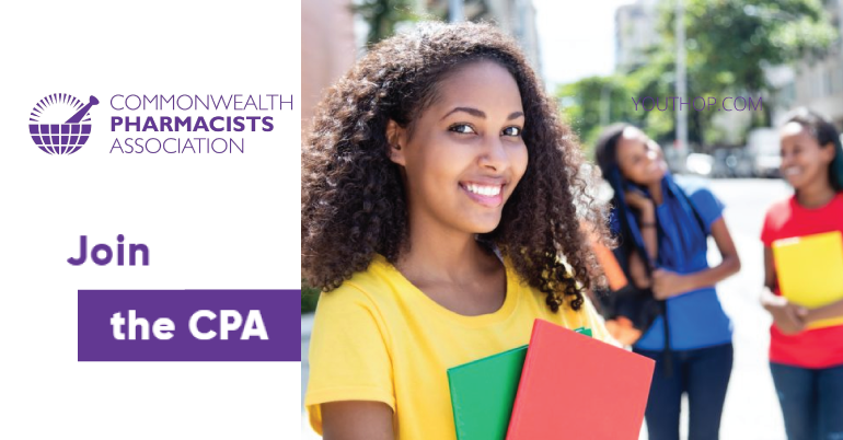Join The Commonwealth Pharmacists Association (CPA)