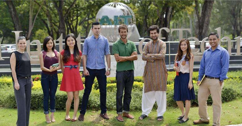 Loom Nam Khong Pijai (GMS Scholarships) 2019 in AIT, Thailand