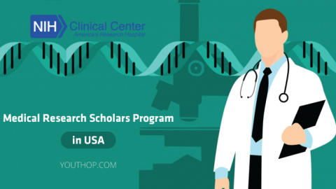 NIH Medical Research Scholars Program 2019 in USA