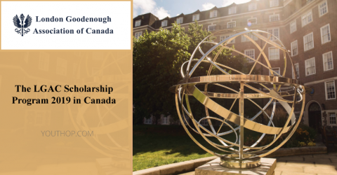 The LGAC Scholarship Program 2019 in Canada