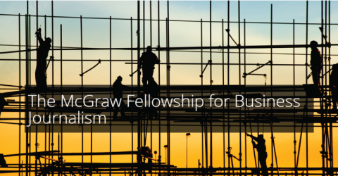 The McGraw Fellowship for Business Journalism 2019