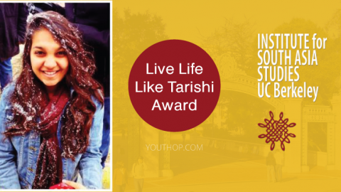 UC Berkeley Live Life Like Tarishi Scholarship Award 2019 in USA