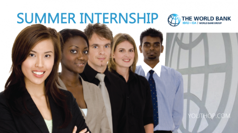 World Bank 2019 Summer Internship Program