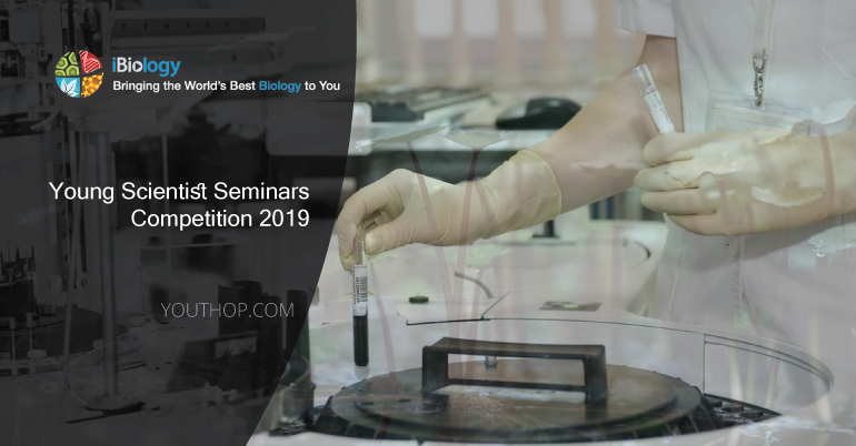 Young Scientist Seminars Competition 2019 in USA