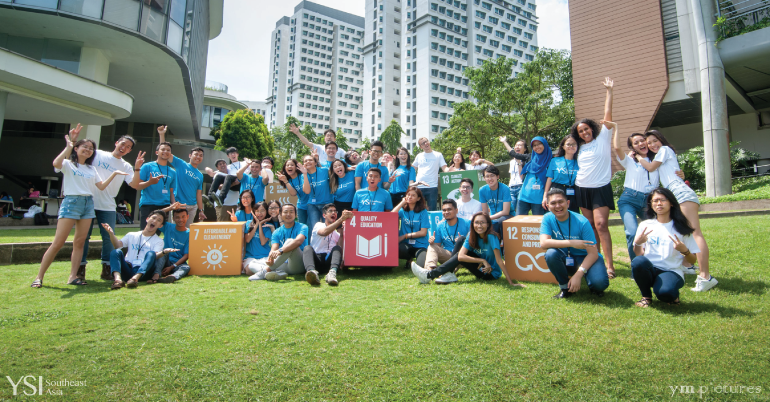 Young Sustainable Impact Southeast Asia Innovation Programme 2019