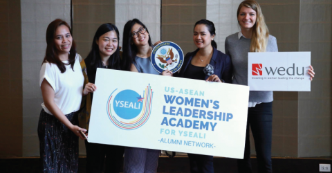2019 Women's Leadership Academy (WLA) for YSEALI – Call for Applications