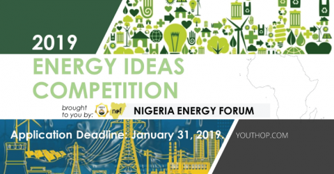4th Africa Energy Innovation Competition 2019 in Africa