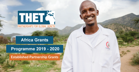Africa Grants Programme 2019-2020: Established Partnership Grants
