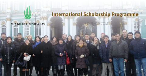 Aga Khan Foundation International Scholarship Programme 2019-20