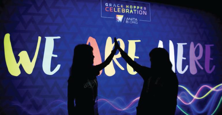 AnitaB.org Scholarships to Attend Grace Hopper Celebration 2019 in USA