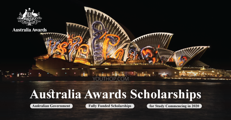 Australia Awards Scholarships for Study Commencing in 2020