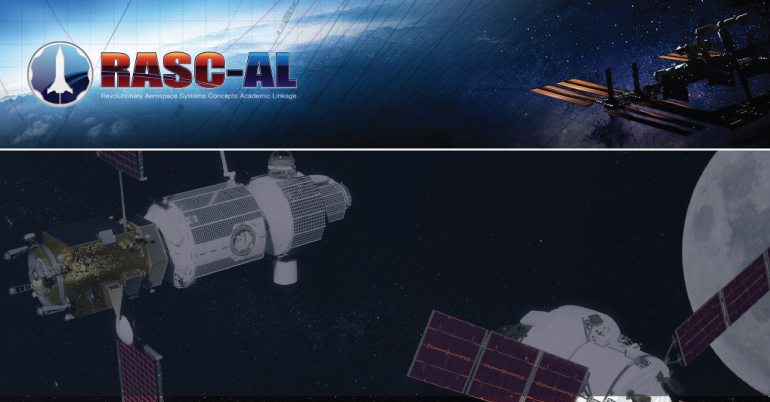 Call for Proposals: NASA's 2019 RASC-AL Themes