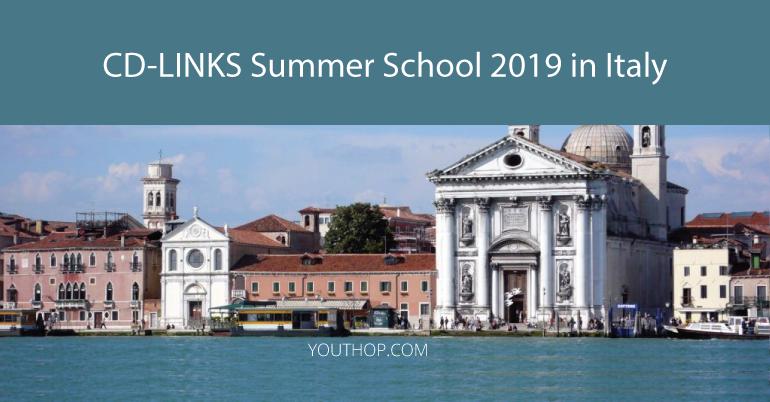 CD-LINKS-Summer-School-2019