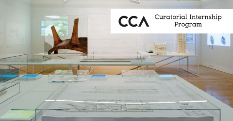 Curatorial Internship Program 2019 at Canadian Centre for Architecture