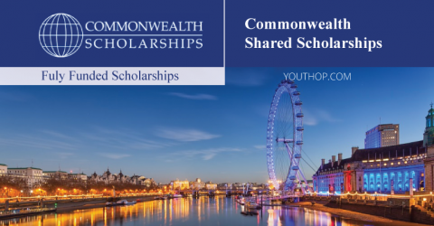 Fully Funded Commonwealth Shared Scholarships 2020-21 in UK