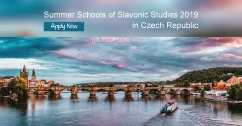 Funded Summer Schools of Slavonic Studies 2019 in Czech Republic