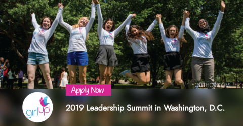 Girl Up 2019 Leadership Summit in Washington, D.C.