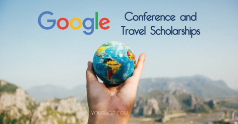 Google Conference and Travel Scholarships 2019