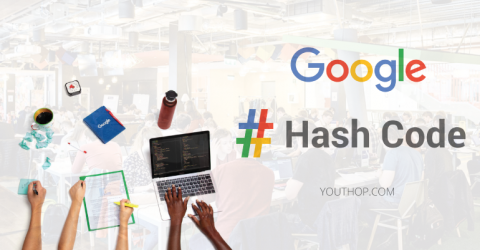 Google Hash Code Competition 2019