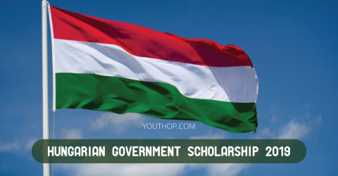 Hungarian Government Scholarship 2019 for Master's Study