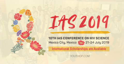 IAS International Scholarship Programme 2019 (Attend the IAS Conference on HIV Science) in Mexico