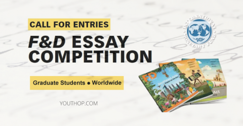 Call for Entries: IMF F&D Essay Competition 2019