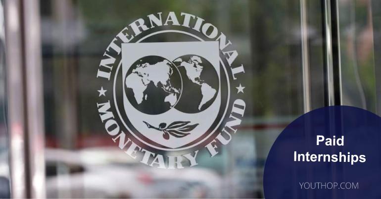 IMF Recruitment: Fund Internship Program 2019 in USA