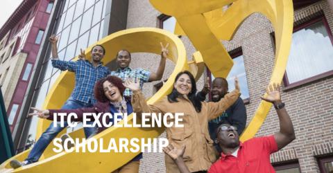 ITC Excellence Scholarship 2019 in University of Twente, Netherlands