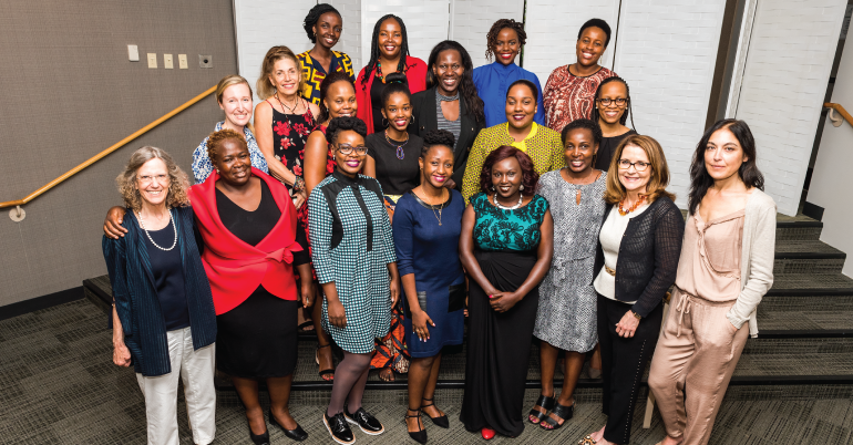 Kenyan Women's Entrepreneurial Leadership Program 2019 in USA