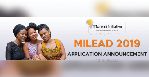 Milead Fellows Program 2019 for Young African Women Leaders
