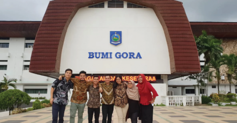 NTB Calling Program 2019: Internship at West Nusa Tenggara Governor's Office in Lombok