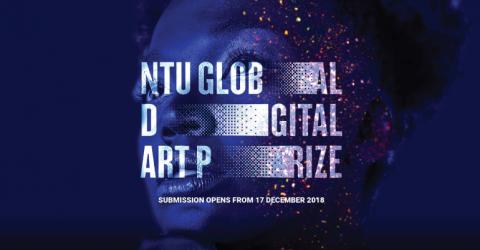 NTU Global Digital Art Prize 2019 in Singapore