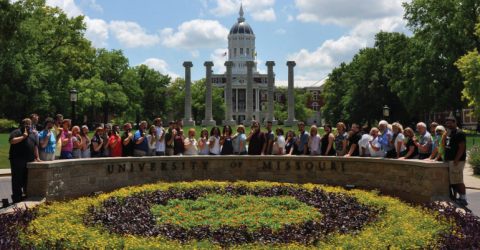 RJI Fellowship 2019 in University of Missouri, USA