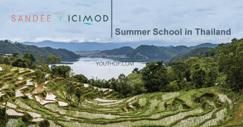 SANDEE ICIMOD Environmental and Resource Economics Summer School 2019 in Thailand