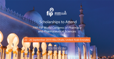 Scholarships to Attend FIP World Congress of Pharmacy and Pharmaceutical Sciences 2019 in UAE