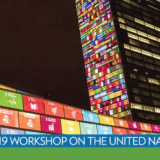 Sustainable Development Goals and Security Workshop 2019 in South Africa