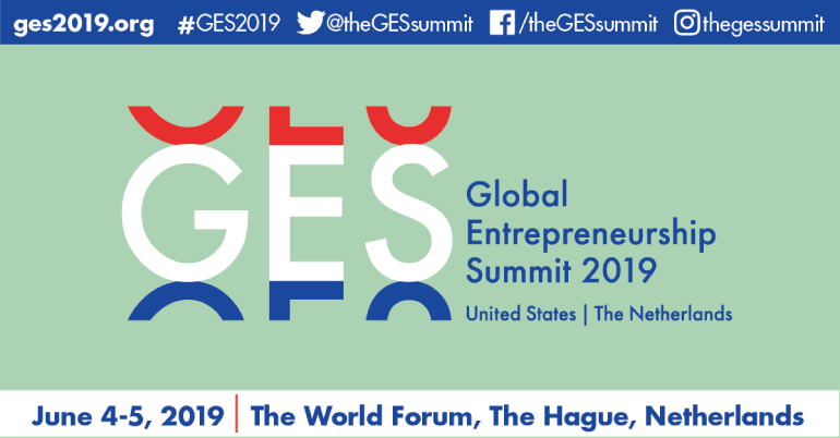 The Global Entrepreneurship Summit 2019 in Netherlands
