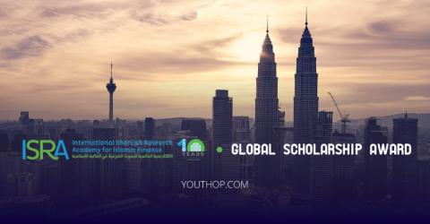 The ISRA Global Scholarship Award 2019 in Malaysia