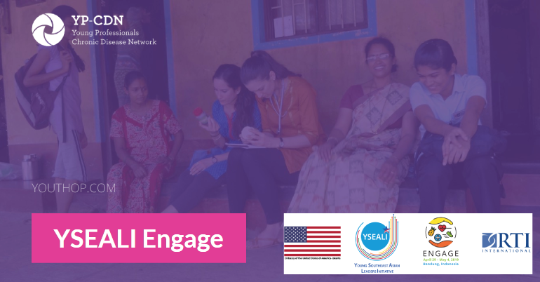 The YSEALI-ENGAGE Workshop 2019 in Indonesia