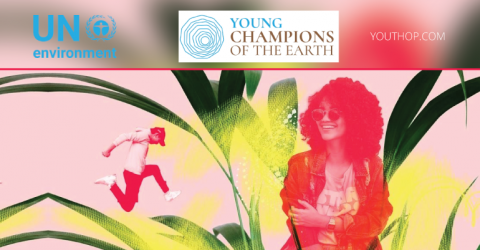 UN Young Champions of the Earth 2019 (Receive US $15,000 in Seed Funding)